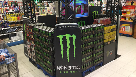 Brandpier Cases MONSTER